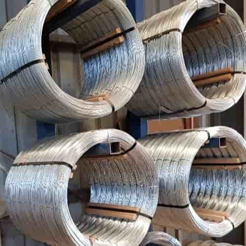 Steel wire roll Nalinga Steel Products